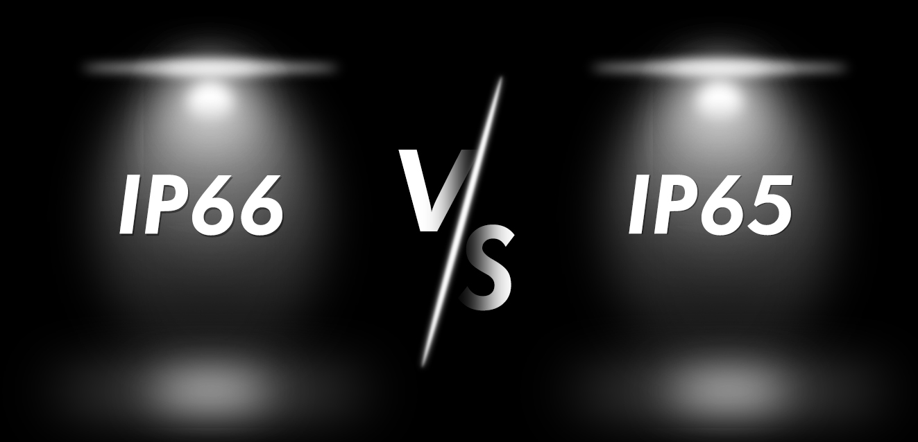 IP66 VS IP65