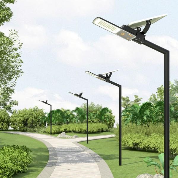 30 Rainy Days Smart Solar Street Light