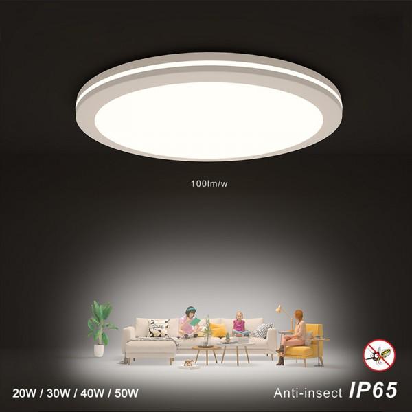 High Power 50watt IP65 Down Light