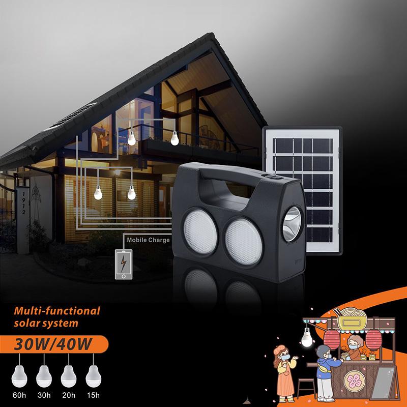 Liper solar work light(1)