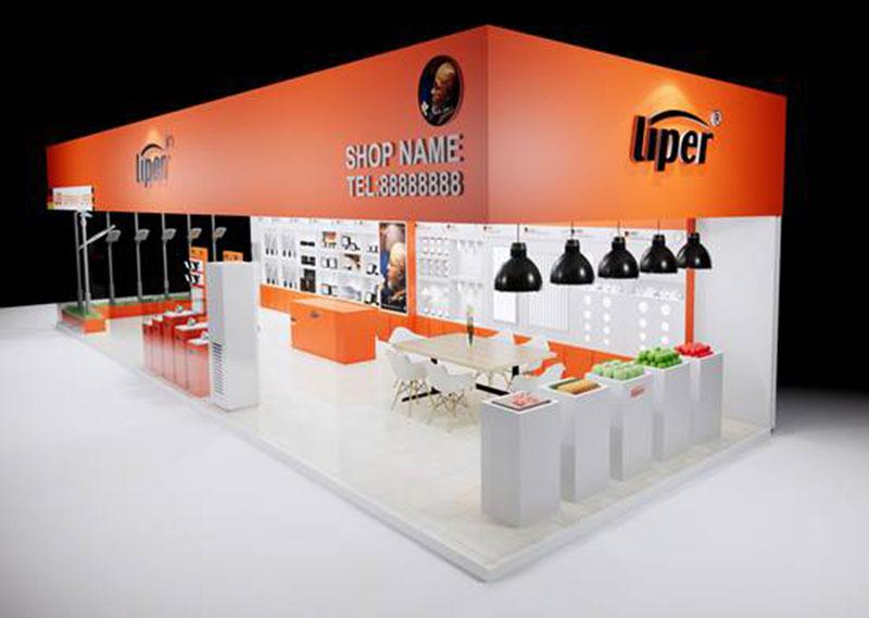 Showroom of Some Liper Partners