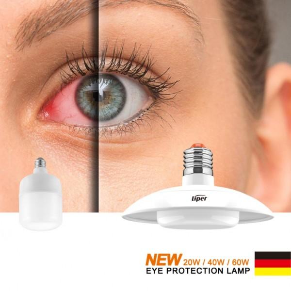 Eye Protection upgrade T Bulb