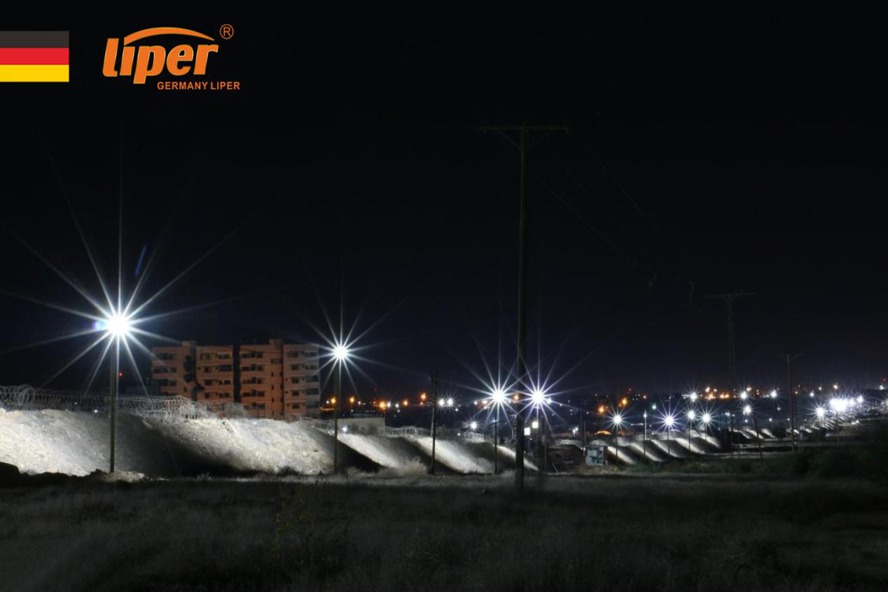 A Lighting Project Video from Liper Palestine Partner