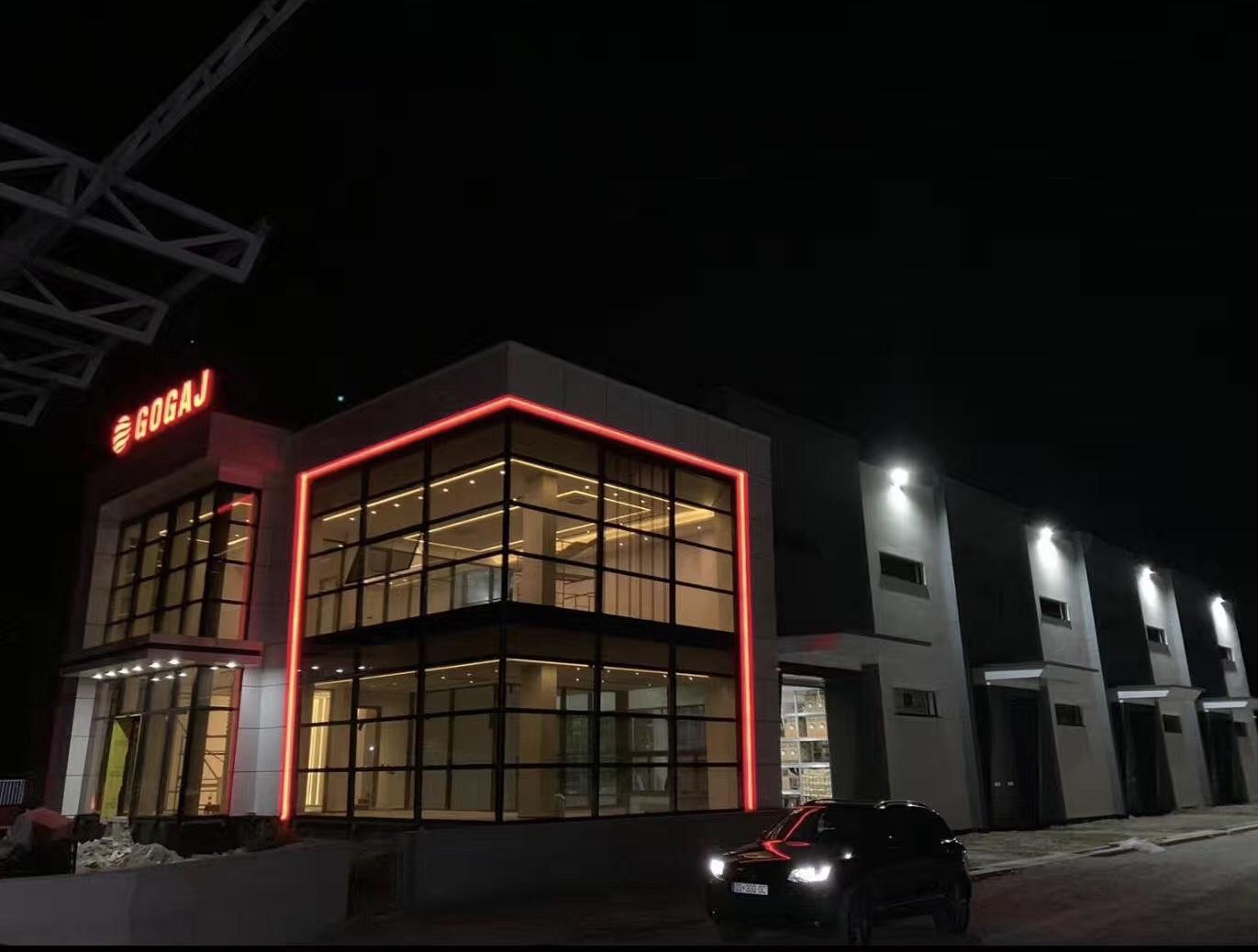 200watt LED Floodlights in Kosovo